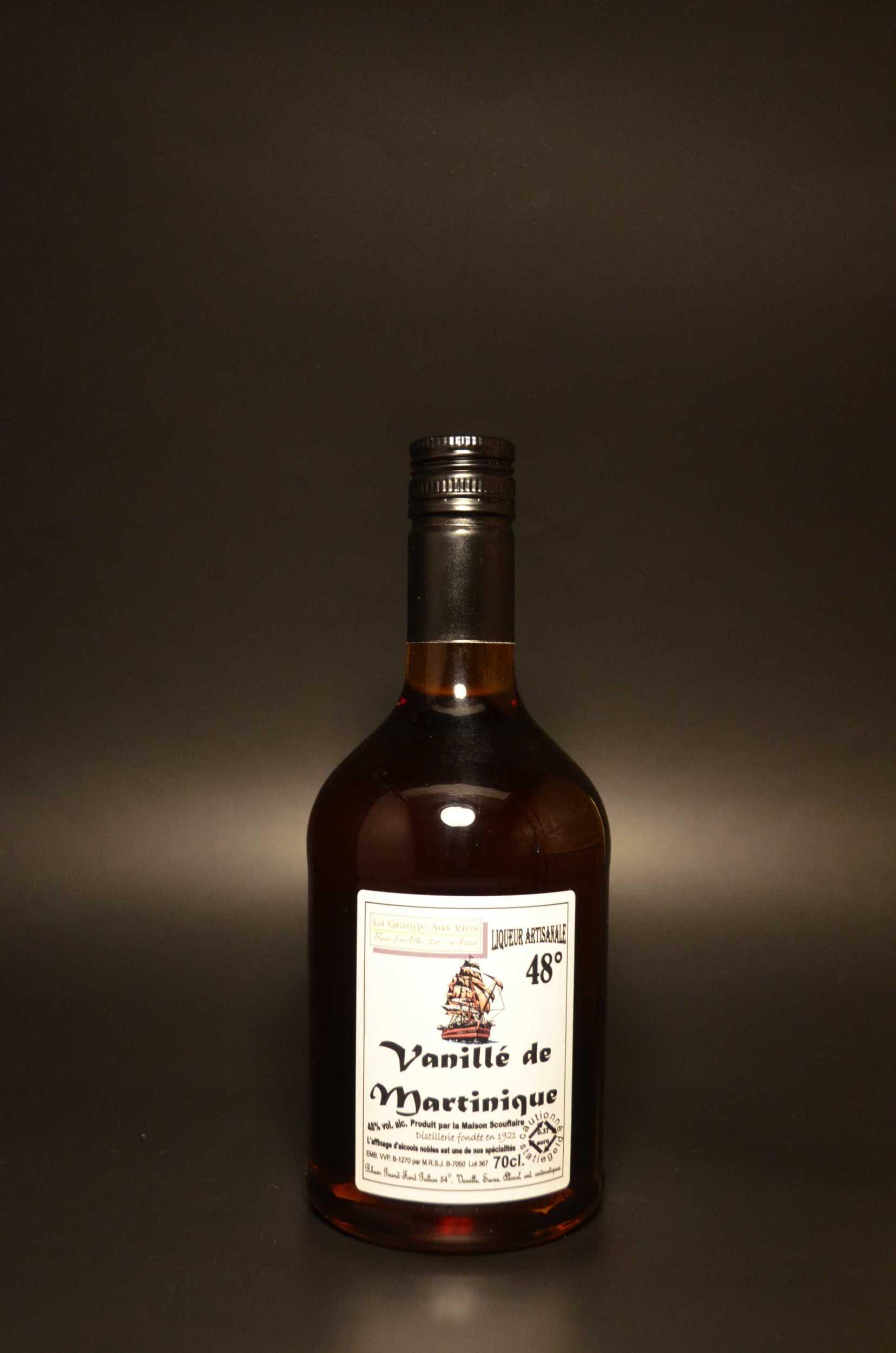 vanille de martinique